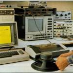 Misura della resistenza in corrente continua della bobina mobile dell'altoparlante con multimetro digitale.