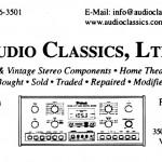 Audio Classics